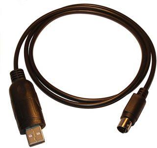 Yaesu FIF-UK2 GX-1300E/1200E/1100E/HX-851E  Programming Cable