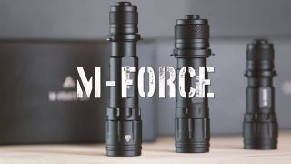 Mactronic THH0103 Battery tactical flashlight, longest runtime in the series, 250lm, M-Force 3.1
