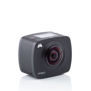 Midland H360 panoramic action camera 360° Full HD