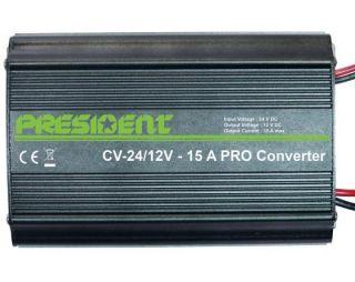 President CV24/12 PRO converter 15A
