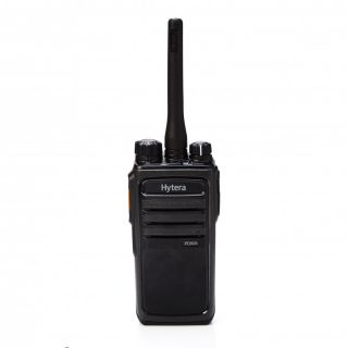 Hytera PD505V handheld transceiver 136-174Mhz Power 1 - 5 watts, DMR Tier II and analogue conventional mode Hytera