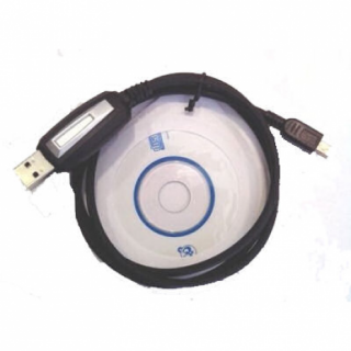 Midland PRG510 programmeerimis komplekt, kaabel ja tarkvara CD