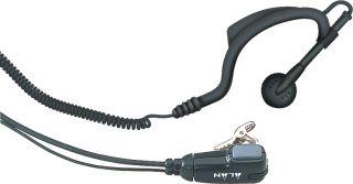 Midland MA21-L mikrofon kõrvaklapp kõrvatoega, VOX