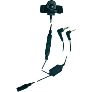Midland BHS300U for 2-PIN PMR446 transceiver adapter cable with handlebar PTT