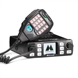 Midland CT3000 dual band autoraadiosaatja VHF/UHF