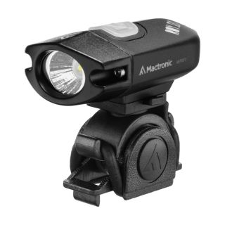 Mactronic ROY 01 Rechargeable front bicycle lamp,300lm, focus, battery 1000mAh, light sensor