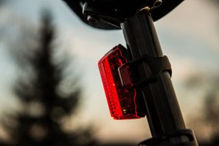 Tail bicycle light Red Edge, 3 lm