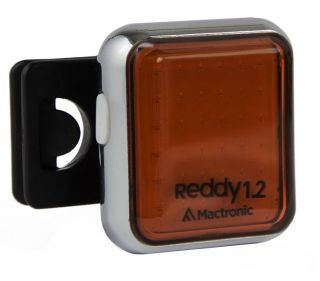 Mactronic Reddy 1.2 Tail bicycle light, 60 lm, rechargeable 500mAh