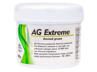 AGT-247 Heat transfer paste;grey;stainless steel particles,silicone