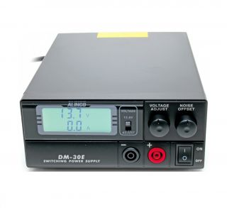 Alinco DM-30E toiteplokk 5-15V, 25A pidev, 30A max