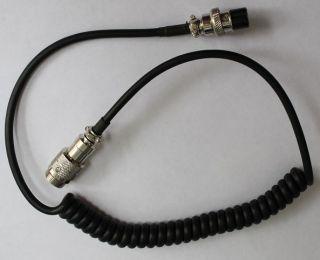 Mikrofoni kaabli pikendus ca 2m, 6-pinnine pistik