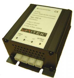 Unitek STEP 10 switch-mode step-up DC-DC converter 12V>24V 10A
