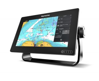 "AXIOM 9 RV, Multi-function 9"" Display with integrated RealVision 3D, 600W Sonar with RV-100 transducer"