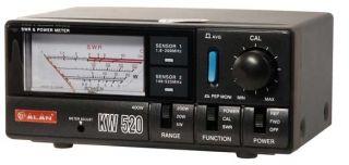 Midland KW520 - BROAD BAND SWR METER WATTMETER 1,8-520MHz