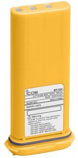 Icom BP234 LiIon battery 9V 3300mAh