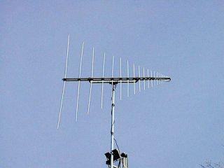 Comet CLP-5130-1N logo-periodic antenna 50-1300Mhz