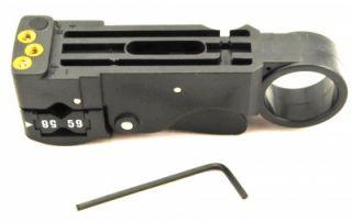 312B 3-teraga kaabli puhastaja RG58 kaablile