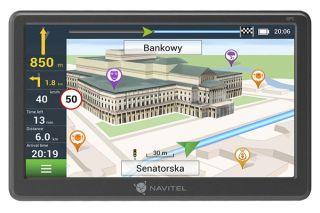 Navitel E707 Magnetic GPS navigaator