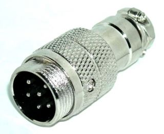 Mikrofoni pesa 6 kaablile