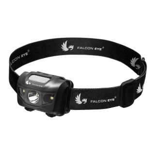 Headlamp, , Falcon Eye, Orion, 160 lm, battery operated (3x AAA), blister