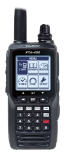 Yaesu FTA-450L Comm Only Airband Transceiver