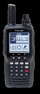 Yaesu FTA-450L Comm Only Airband Transceiver