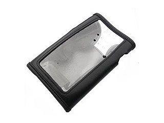 Alinco ESC-41 soft leather case for DJ-V series