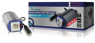 PIMS15012 inverter, USB output 150W/12V