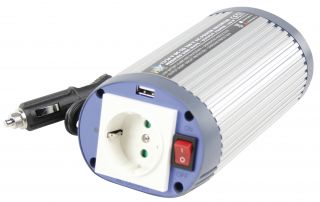 HQ-INV150WU-24 inverter 150W/24V USB väljundiga