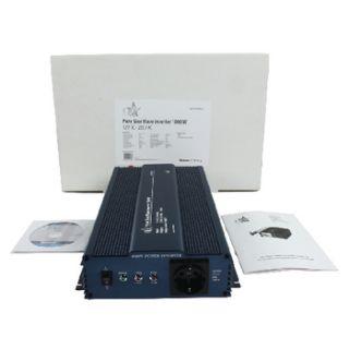 HQ-PURE1KW-12 siinusinverter 1000W/12V