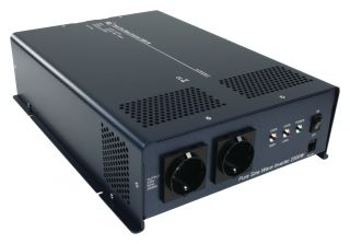 HQ-PURE2KW-24 siinusinverter 2000W/24V