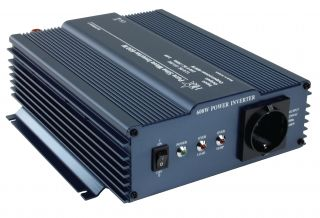 HQ-PURE600-12 siinusinverter 600W/12V