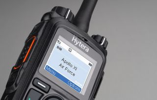 Hytera PD785G GPS Digital Portable Radio with display and keypad 400-470MHz