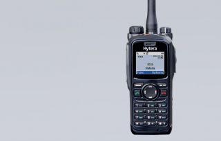 Hytera PT580H Plus digitaalne käsiraadiosaatja 1800mAh Li-Ion, kiirlaad. 3h, TETRA