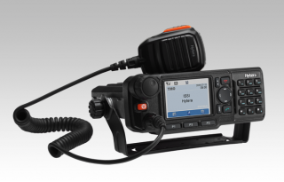 Hytera MT680 Plus digitaalne autoraadiosaatja, 380-430MHz TETRA