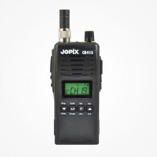 Jopix CB413 Transceiver CB Portable, AM/FM