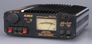 Alinco DM-330MW2 toiteplokk 5-15V, 25A continuous, 30A max current