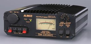 Alinco DM-330MW2 toiteplokk 5-15V, 25A pidev, 30A max