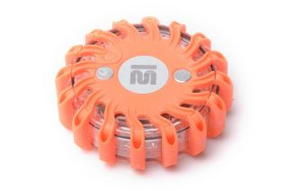 Mactronic signal disc M-Flare with rechargeable battery