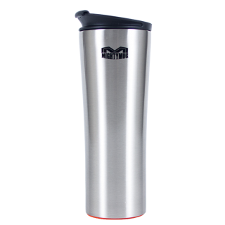 Mighty Mug Biggie SS - Stainless Steel Silver