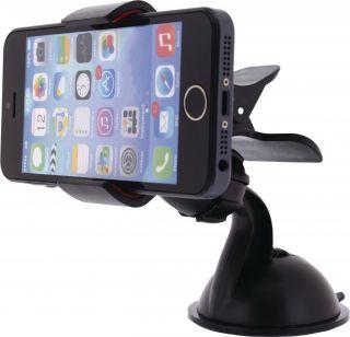 Mobilize Universaalne nutitelefoni hoidja klaasile ja armatuurile