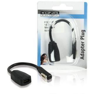 P.SUP.NBTPL30 Spare power plug for Apple MacBook for power supply P.SUP.NBT90K4