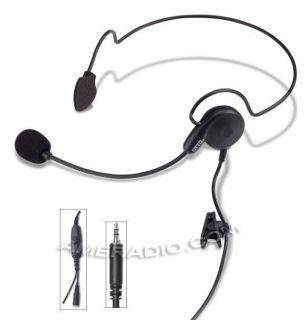 OTTO V4-BA2MA3B boom mikrofon ja kõrvaklapp Breeze