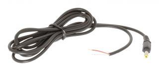 Valueline PC-013 Power Plug 4.0 mm Male PVC Black