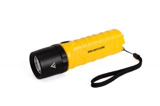 Flashlight, Mactronic DURA LIGHT 2.3, 700lm, rechargeable, set (accumulator Li-Ion 3,7 V 4400 mAh, USB charger), blister