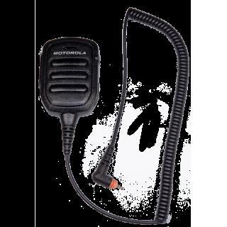 Motorola PMMN4125B mikrofon valjuhääldi PTT-ga