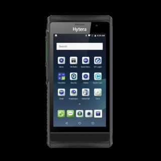 Hytera PNC550 smartphone PoC terminal