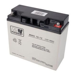 Gel battery MW 18-12S 12V / 18Ah
