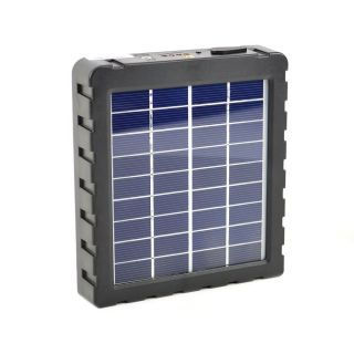 Solar panel with battery PNI GreenHouse P10 1500mAh for trail cameras