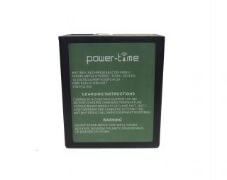 PTO-390H Ni-Mh rechargeable battery 12.0V/9.8Ah - 24.0V/4.9Ah (BB-390B/U)